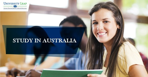 Study in Australia - Best Education Consultants in Delhi