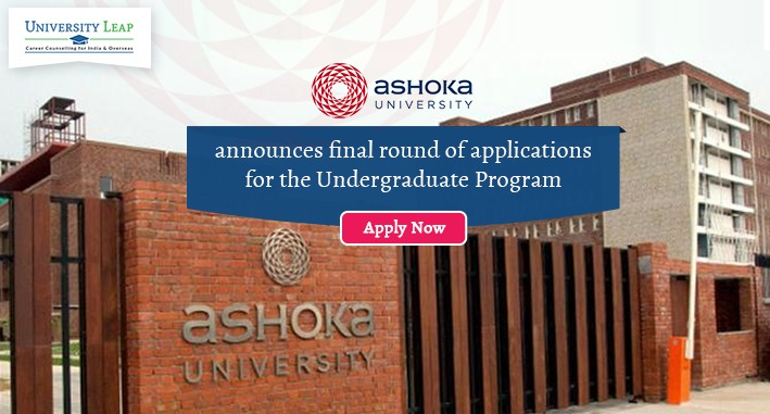 Ashoka University Study in India programme