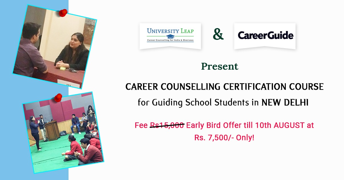 Career Counselling in Delhi - University Leap