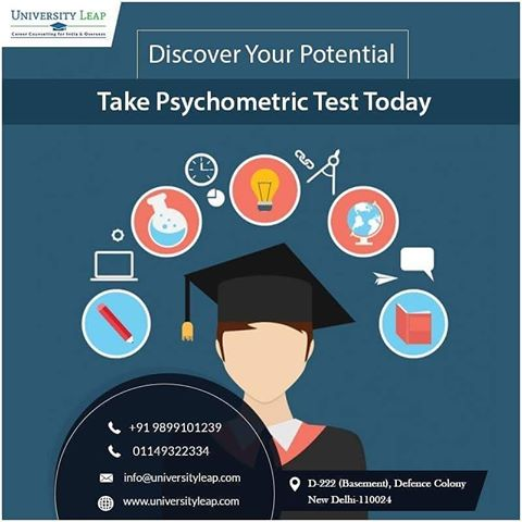 psychometric test in delhi