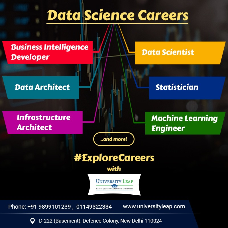 Data Science Careers : Best Career Counsellor in Delhi